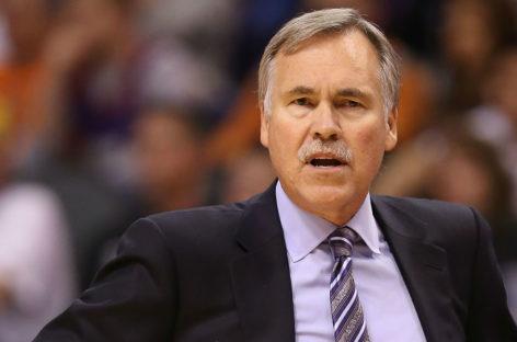 """NBA: Rockets mają własny """"death lineup"""""""