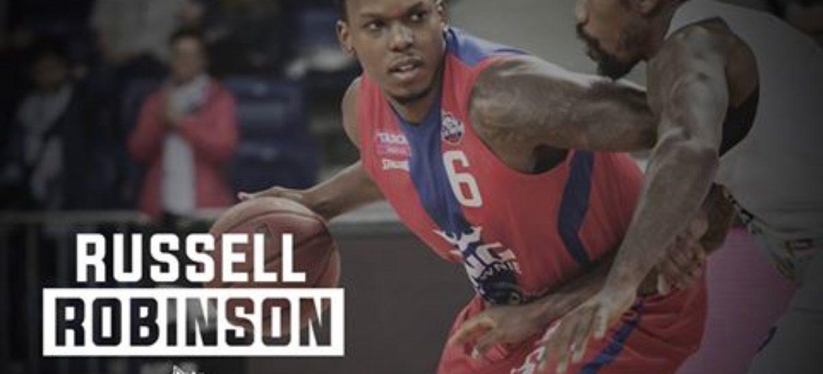 TBL: Russell Robinson zostaje w Szczecinie!
