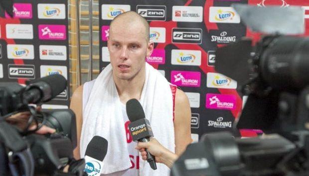 Maciej Lampe przenosi się do Chin