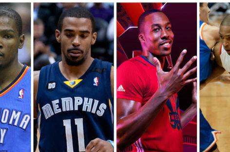 NBA: TOP50 wolnych agentów 2016, czyli kto latem zmieni klub?