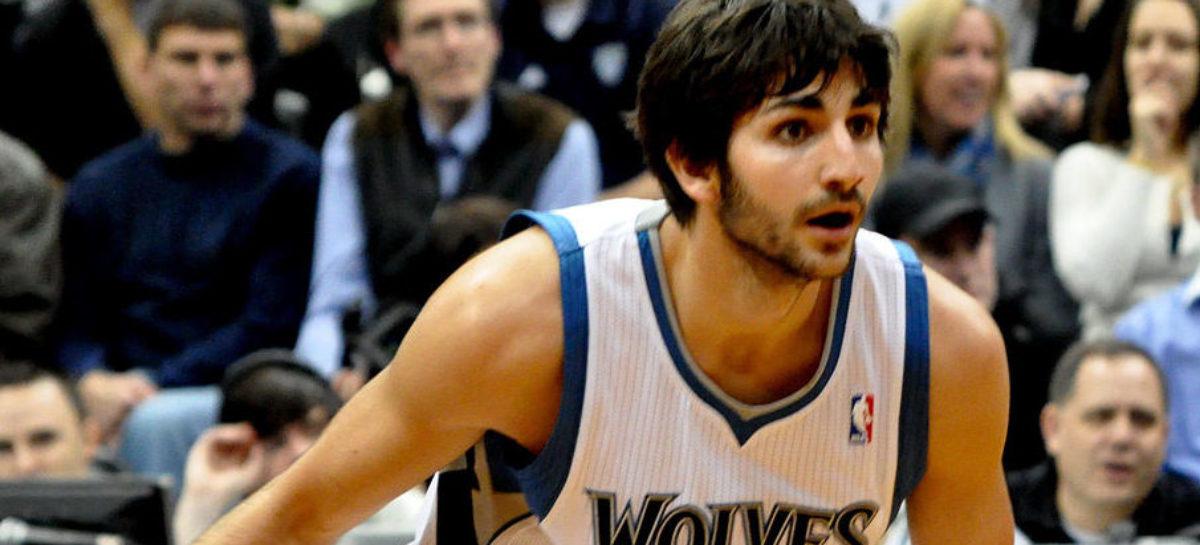 Wyniki NBA: 19 asyst Rubio, Wolves przerywają serię Wizards