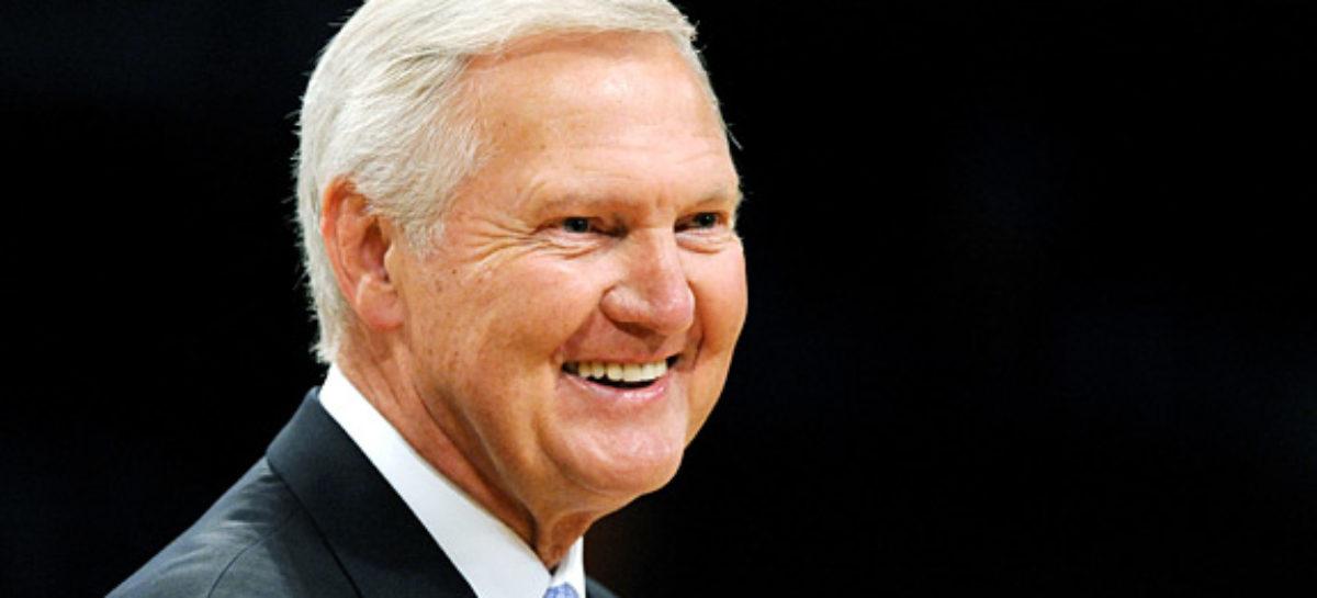 West: Chciałbym żeby NBA zmieniła logo
