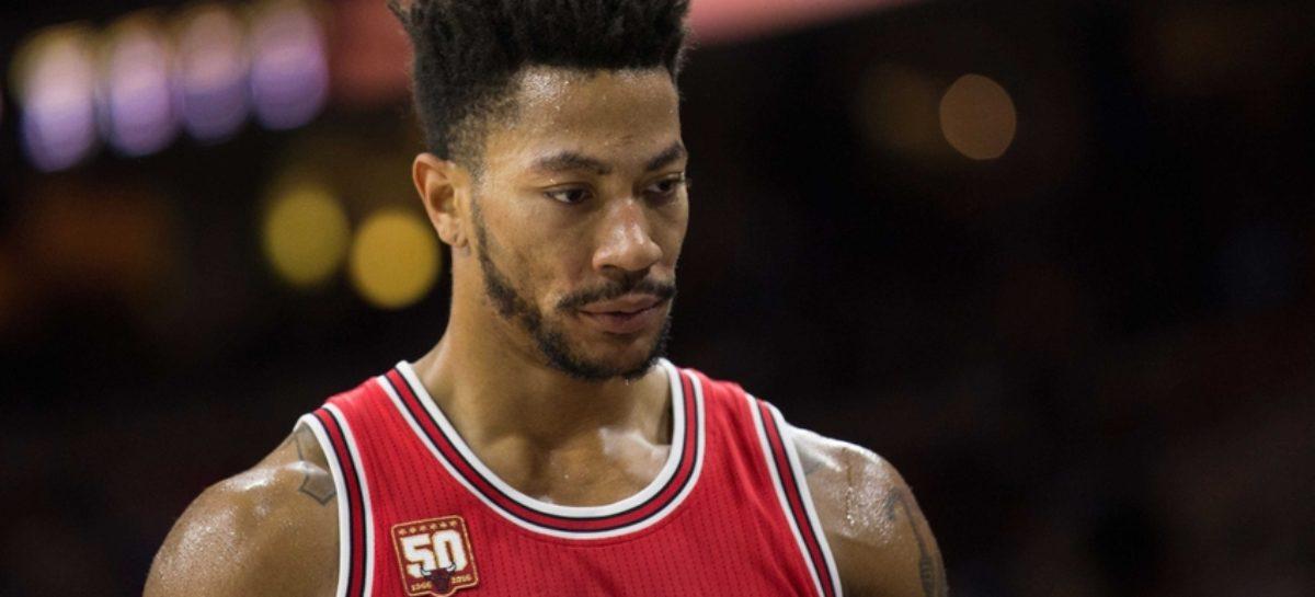 NBA: Rose emocjonalnym wrakiem, był bliski zakończenia kariery?!