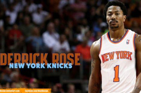 NBA: Rose sugeruje Knicks kogo mają ściągnąć