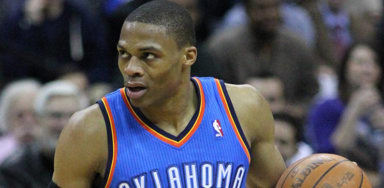 Wyniki NBA: Russell Westbrook znów wielki, Wizards polegli w dogrywce
