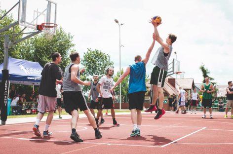 Podsumowanie Stare Babice 3 x 3 Streetball Challenge 2016