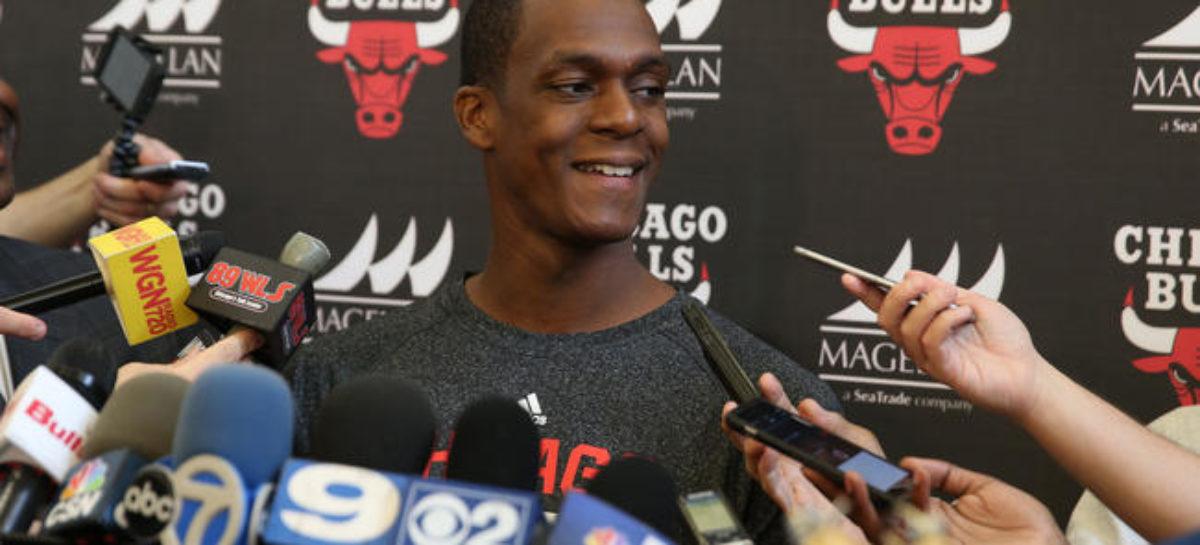 NBA: Rajon Rondo ostro o swojej sytuacji w Bulls