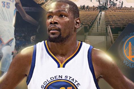 NBA: Czy Kevin Durant uciekł od odpowiedzialności?