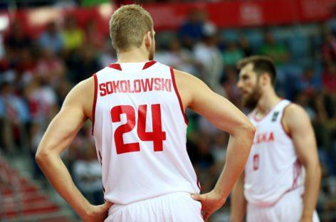 Sokołowski: zagrać 40 minut naszej koszykówki