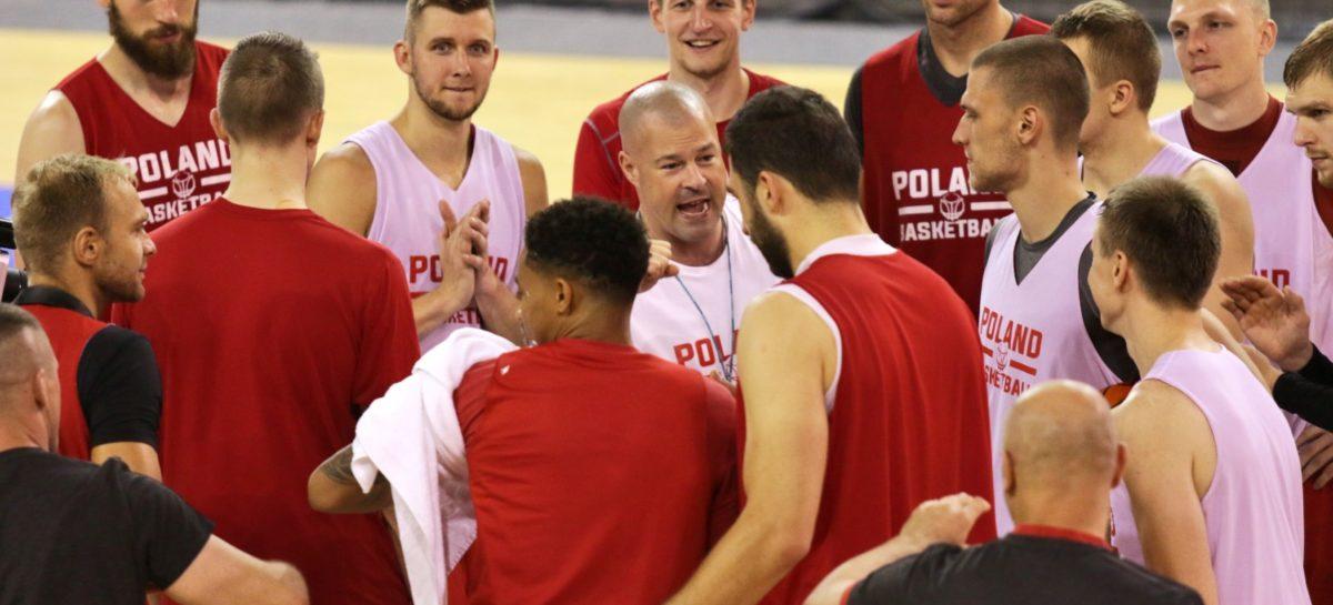 Trener Taylor wybrał skład na zgrupowanie w Wałbrzychu