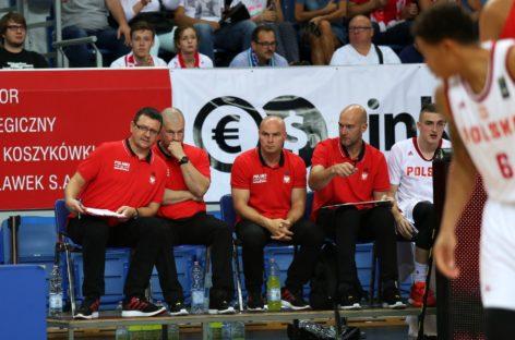 Reprezentacja Polski: Ogłoszono szeroki skład reprezentacji koszykarzy