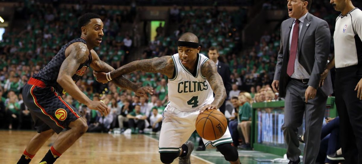 NBA: Thomas może opuścić mecz numer dwa