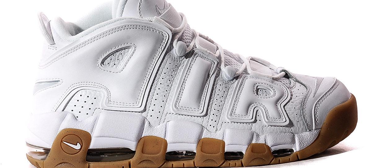 """Nike Air More Uptempo """"White Gum"""""""
