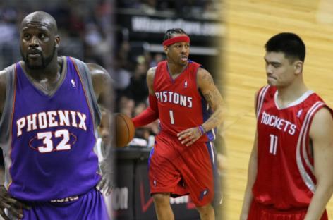 NBA: Top 10 Shaqa, Iversona i Minga
