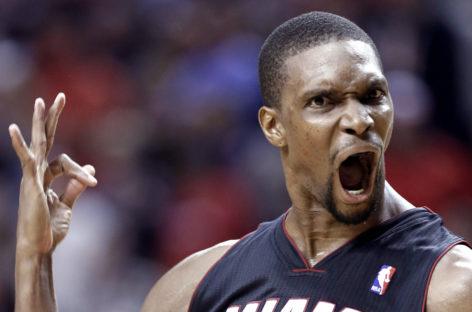 Niezapomniane chwile Chrisa Bosha w Miami Heat