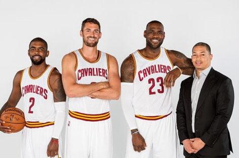 NBA: LeBron i Cavs mają jeden cel