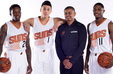 NBA: Historycznie słabi Suns