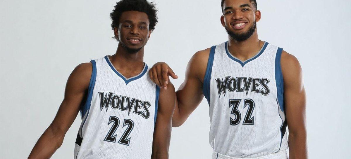 NBA: Nowe szaty Leśnych Wilków