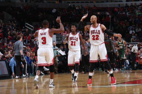 NBA: Taj Gibson opuszcza Chicago, duża wymiana Bulls i Thunder