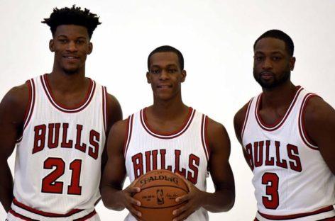 NBA: Dramatyczne nastroje w Chicago