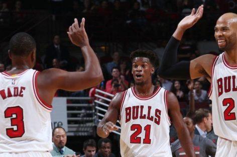 Wade: Za bardzo opieramy się na Jimmym