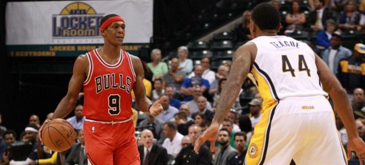 NBA: Rondo wypada z gry przez kontuzję!