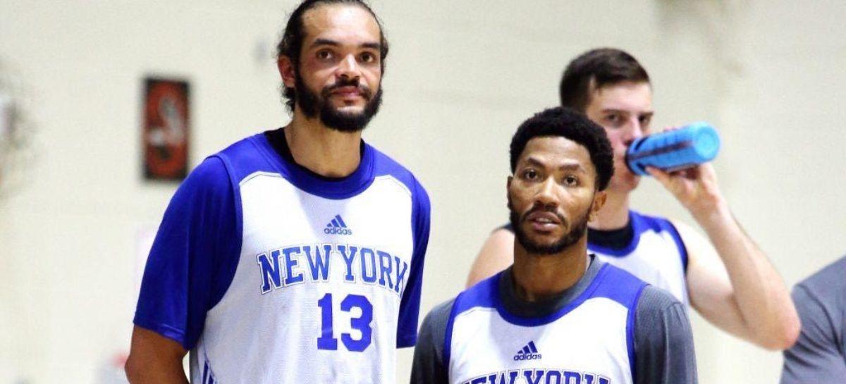 NBA: Co się dzieje w Nowym Jorku? Rose znika