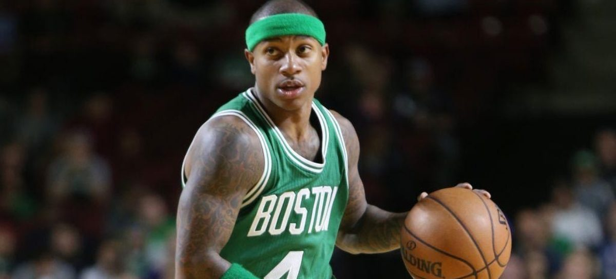NBA: Zmarła siostra Isaiah Thomasa