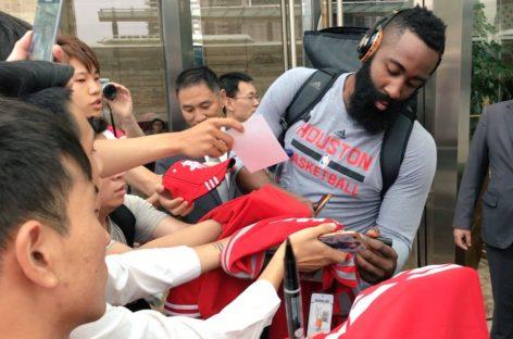 NBA: Władze Rockets nietypowo zachęcają kibiców do dopingu