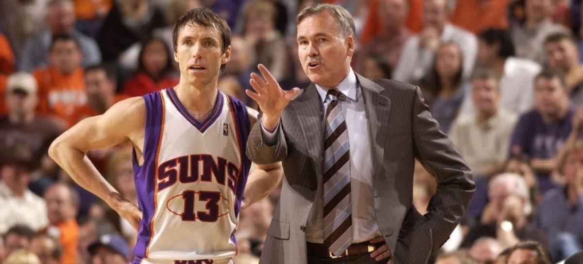 NBA: Steve Nash składa hołd byłemu klubowi