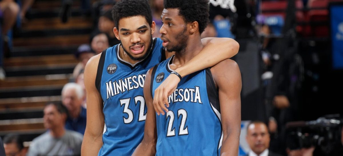 Wyniki NBA: T-Wolves przerwali serię Portland. Świetny mecz Townsa