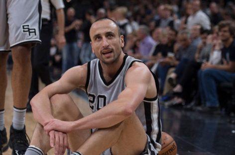 Wyniki NBA: Warriors w Finale! 65 punktów Curry'ego i Duranta. Ostatni mecz Manu