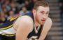 Wyniki NBA: Zadyszka Wizards, 30 punktów Haywarda