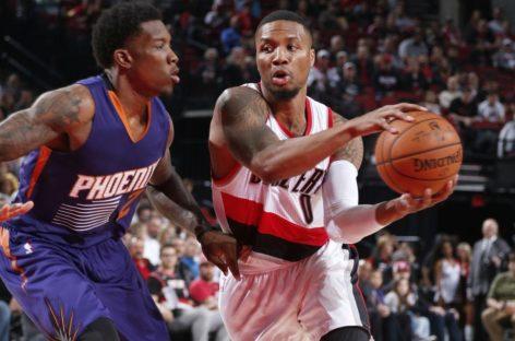 NBA: Dla Lillarda ostatnia noc nie była przegrana