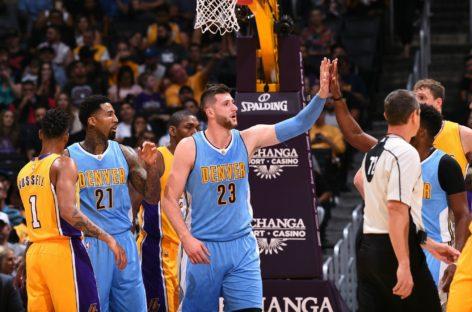 NBA: Nuggets w końcu znaleźli transfer dla Nurkicia