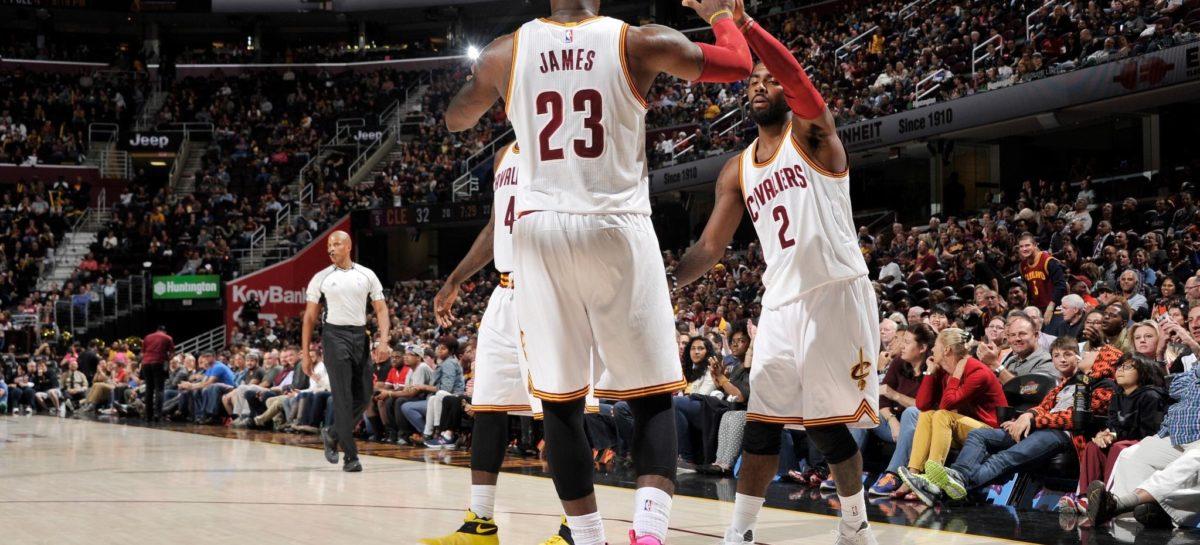 NBA: Cavaliers zdenerwowali komisarza
