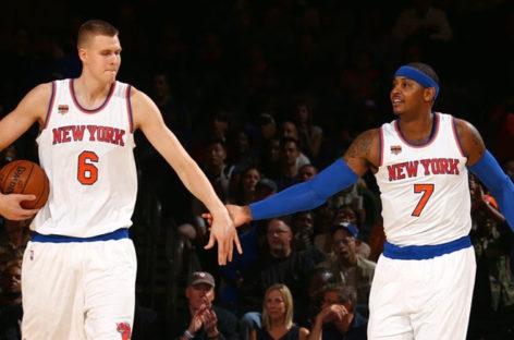 NBA: Nowy Jork ma kolejną niezadowoloną gwiazdę