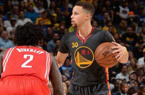 NBA: Szkoła Stephena Curry'ego
