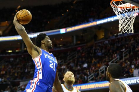Wyniki NBA: Kolejne zwycięstwo Philly. Triple-double Westbrooka to za mało