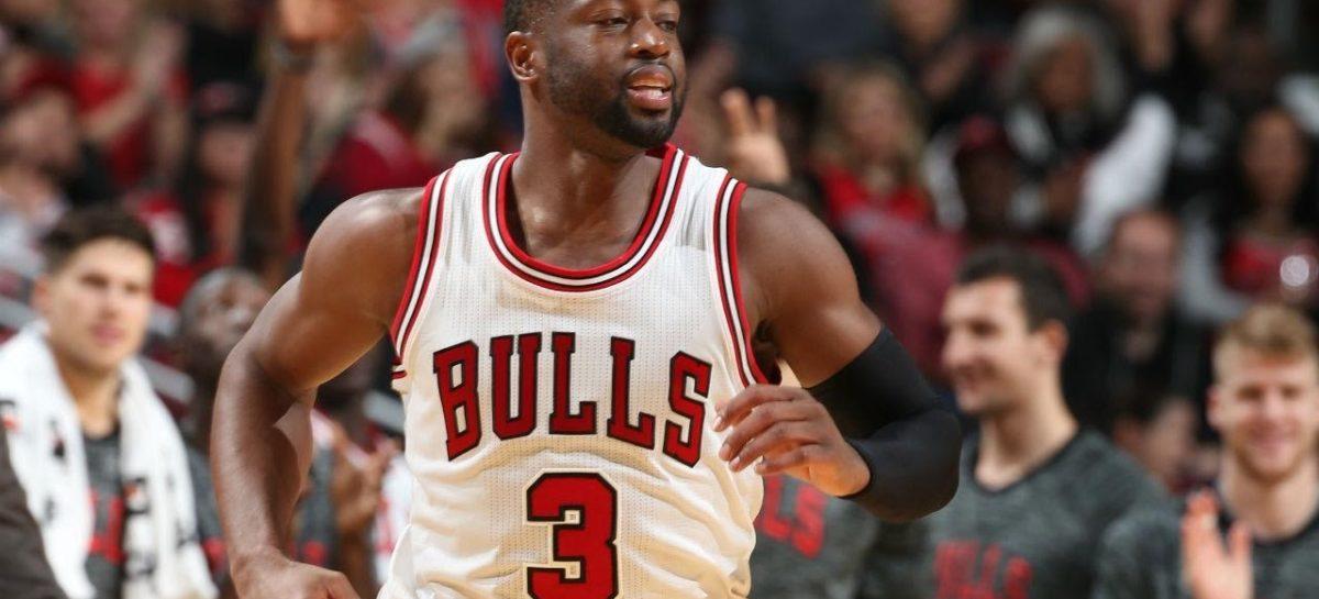 NBA: Dwyane Wade poza grą do końca sezonu zasadniczego!