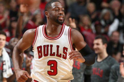 Wade: Lebron nie wyprzedzi Jordana