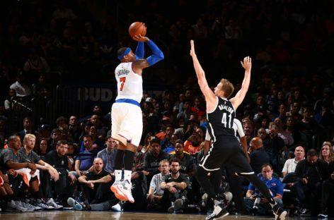 NBA: Cavs dziękują za Melo, kto im pomoże?