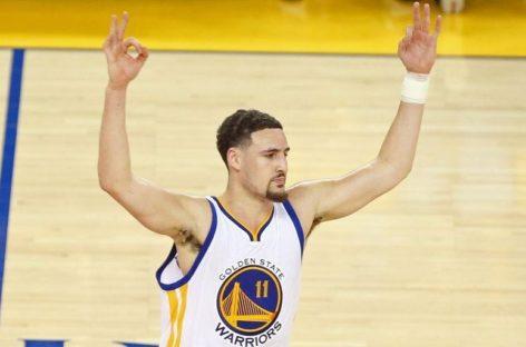 Wyniki NBA: 60 punktów Thompsona! Westbrook szósty raz z rzędu!