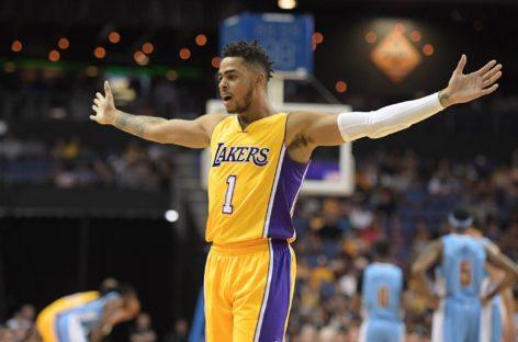 Wyniki NBA: Świetny pościg Lakers, Thunder lepsi od Clippers! Game winner Bledsoe!