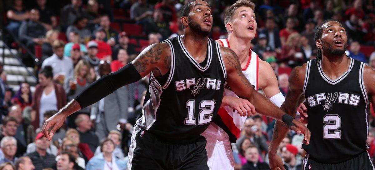 NBA: Aldridge na wylocie? Dragić w Kings?