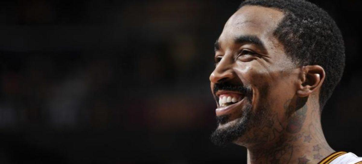 NBA: J.R. Smith sfrustrowany, ale pogodzony