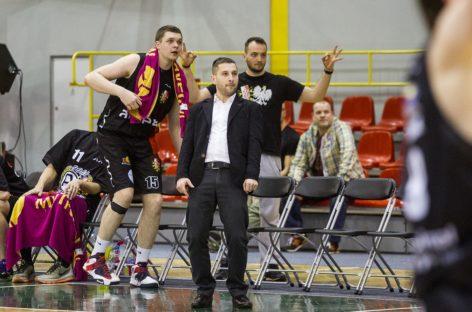 1LM: Zmiana trenera w Astorii Bydgoszcz