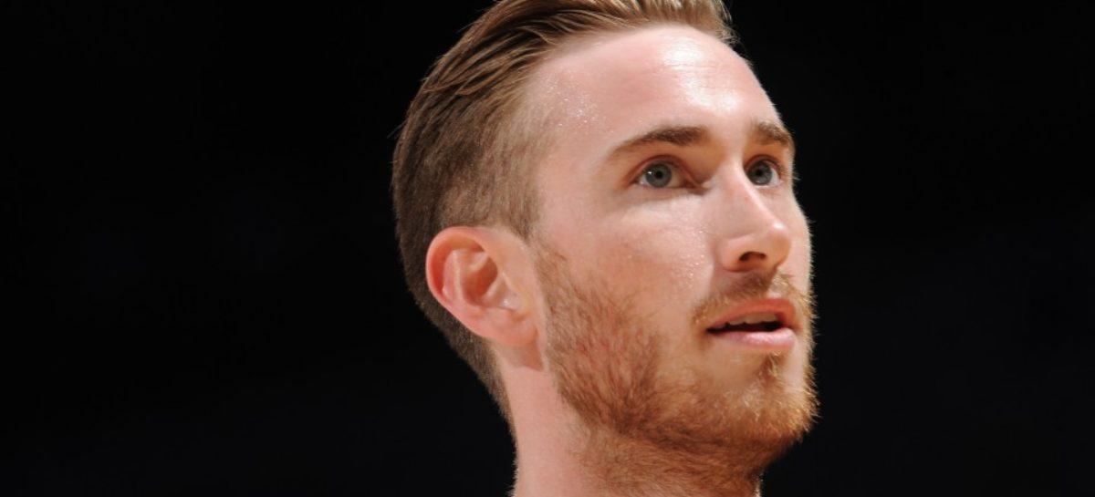 NBA: Koszmarna kontuzja Gordona Haywarda