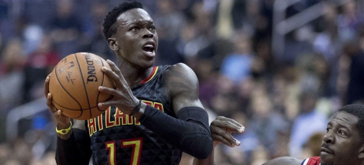 NBA: Hawks ze sponsorem na koszulkach
