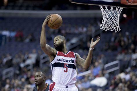 Wyniki NBA: 24 pudła z rzędu Thunder, Wizards znów zwycięzcy